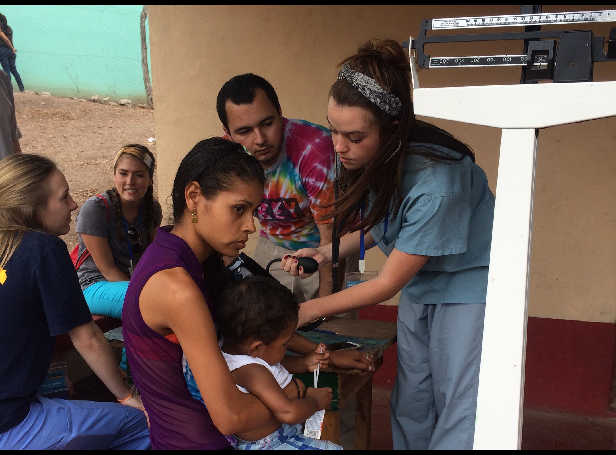 Study Abroad Global Outreach Opportunities School Of Nursing